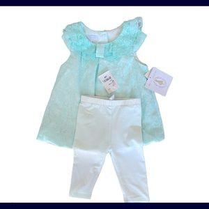 Marmellata Baby outfit set.